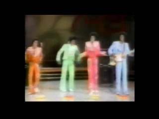 Jackson 5 - Moving Violation (American Bandstand 1975)