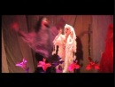 """Одиночество.Отрывок шоу-спектакля """"Крик или в ожидании Ангела Любви""""(театр- синемацентр """"Тур де Форс"""",2003)"""