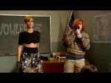 The Lonely Island ft. Rihanna - Shy Ronnie (с субтитрами!).