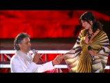 Andrea Bocelli duet with Laura Pausini