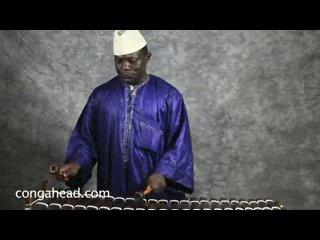 Famaro Dioubate - balafon solo