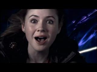 Доктор Кто - Трейлер к 5-му сезону / Doctor Who - Series 5 Trailer 480p [перевод: katjrinn]
