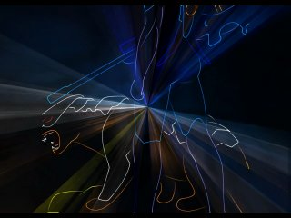 лазерное шоу онлайн игры TimeZero