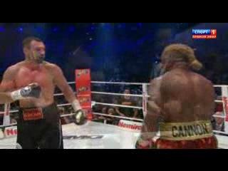 Виталий Кличко и Шенон Бриггс / Бой за пояс по версии WBC (2010)