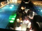 Первый лайв-сет в акваклубе VODA