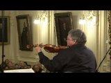 Сергей Стадлер _ J.S. Bach - Concerto E-dur for violin and strings, BWV 1042 - II