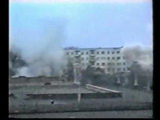 Война в Чечне (1994-1996) Гибель майкопской бригады