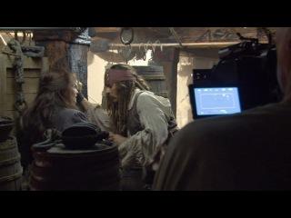 Немецкий промо-ролик фильма «Пираты Карибского моря: На странных берегах»