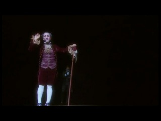 Mozart L`opera rock - Сальери и Розенберг