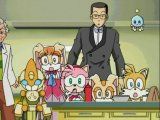Sonic X ep.43 — Mean Machines [RUS]