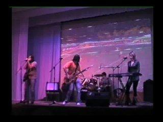 ФОРТ-НОКС - Красно-белый воздух (декабрь 2007 г.Няндома)