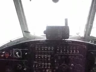 Руза. Ан-2. Сброс бэтмэнов.