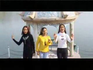 Shahrizoda Three Uyghur Girls from Uzbekistan