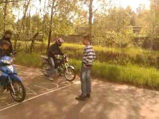Shostka Iron Moto 2010 Viper Active vs Viking