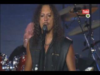 Metallica - Broken Beat and Scarred (Orgullo, Pasion y Gloria: Tres Noches en la Ciudad de Mexico, 2009)