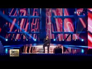 Mae, Jenifer, Fiori, Garou - La Chanson de L'annee 2010 - TF1 07-01-11