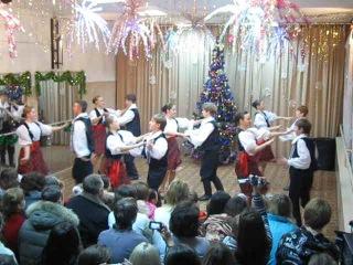 Финский)) исполняет Народный хореографический коллектив