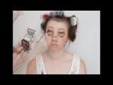 12-летнюю девочку макияжем превратили в 20-нюю девушку