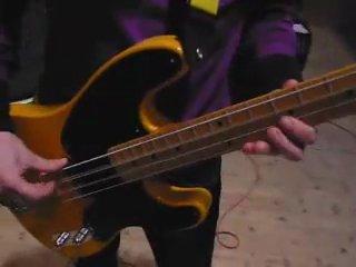 Ария - Раскачаем этот мир, бас-соло