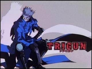 Триган / Trigun 25 серия [Субтитры]