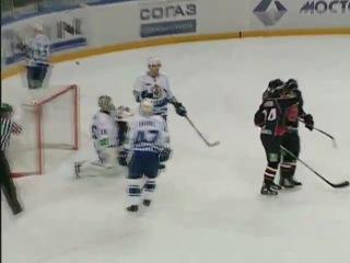 КХЛ 2010\2011. Авангард - Амур. 4:0