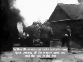 SS Wiking in Action Kowel 1944