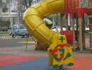 На новой детской площадки 15.05.2010г