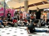 vados vs edy.AVI ('Summer hot festival'.Graffiti and Break-dance)
