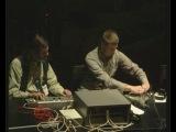 Pan sonic plays Kurenniemi (oct21st2002) -- live