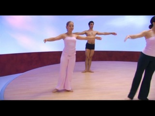 Jennifer Kries New Body Ballet Beginner