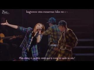 BoA - Joyful Smile [from LIVE TOUR 2010 ~IDENTITY~]