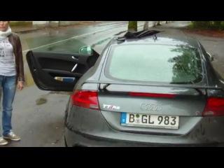 ДПС - Audi TT RS г.Иршава
