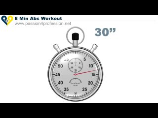 8 Min Abs Workout, Level 1 �����