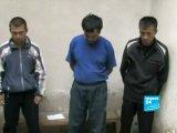 Ошский наемник, мальчик которого назвали узбеком - киргиз (смотреть с 0:57)