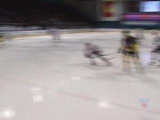 КХЛ 2010/11. Северсталь 3-2 СКА. Гол В. Шипачёва