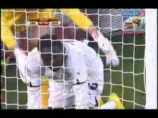 Чемпионат Мира по футболу 2010. Группа D. Сербия - Гана - 0:1