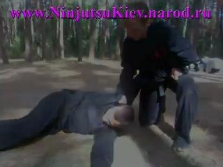 Ниндзюцу Будзинкан Фильм 3