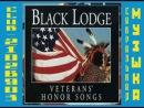Black Lodge Singers (Blackfeet tribe). Veterans Honor Songs. Индейцы.