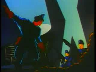 СуперМен (1941) 5 серия