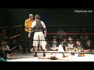 CZW Live In Germany 2010 - Masada vs  Sami Callihan
