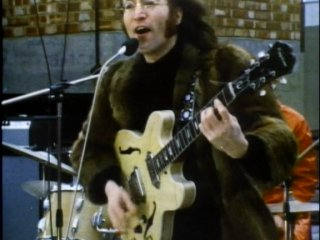 The Beatles - Dont Let Me Down (Легендарный последний концерт на крыше 30 января 1969)