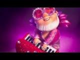 Гномео и Джульетта 3D / Gnomeo and Juliet (Келли Эсбёри \ Kelly Asbury) [2010, фэнтези, мелодрама, семейный, мультфильм, DV