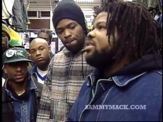 Method Man, Smiff n Wessun, Jeru talk w-Crazy Sam- Police Brutality feat Lauryn Hill (1 of 5).mp4