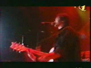 Последний концерт Виктора Цоя и группы