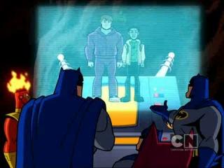 Бэтмен: отважный и смелый/Batman: The Brave and the Bold 2 сезон 8 серия