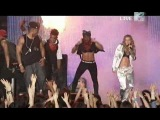 Fergie feat. Nelly - Party People (MTV VMA Japan '08)