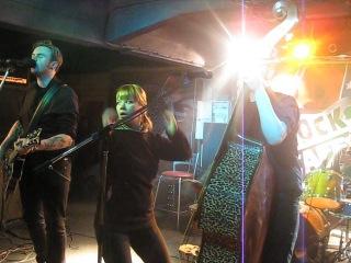 SPEED KINGS (psychobilly,UK)!!! Рок Кафе.Санкт-Петербург!