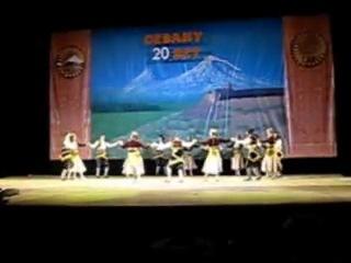 Амшенские танцы