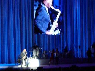 Род Стюарт, концерт в Кремле. Просто посмотрите, в высоком качестве (особенно любители джаза) - это супер!!!