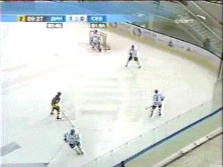 Чемпионат России 2003/04. Динамо (Москва) - Северсталь (Череповец)